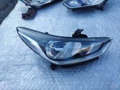 Правая фара Hyundai Solaris 2 17-19