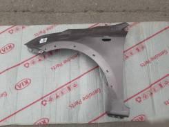 Крыло переднее левое Kia Rio 4 X-Line 2017+