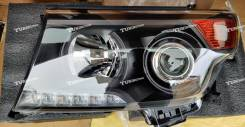 Фары Brown stone Toyota Land Cruiser 200/LC 200 2007-2015