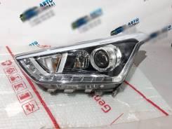 Фара левая Hyundai Creta LED 2016+