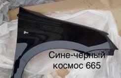 Крыло правое ваз 2190,2191 Лада Гранта новое цвет Космос 655