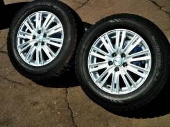 31928 Новая модель дисков WEDS Joker ICE R15, 6+43, 5x100 + ШИНЫ