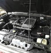 Двигатель в сборе с навесным и тнвд 4D56T V44W