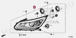 Фара передняя правая Honda Accord 33100T2AY01 100% Оригинал