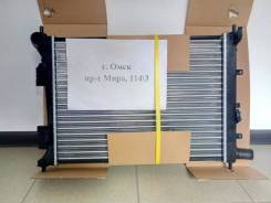 Радиатор Hyundai Solaris / KIA RIO III 10-17 г в Омске