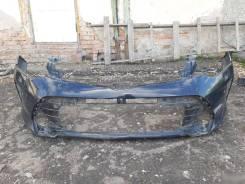 Бампер передний toyota Camry V55