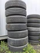 Bridgestone M810. всесезонные, б/у, износ 40%