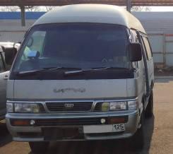 Nissan Caravan. ПТС nissan caravan Е24