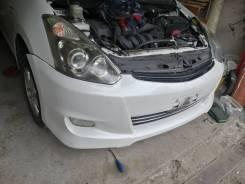 Бампер передний Toyota Wish под ремонт ZNE10 2008