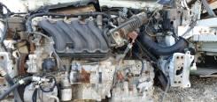 Двигатель Toyota VITZ 2NZ-FE