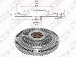 Вискомуфта AUDI A4 95-01 /A6 97-01 /Skoda Superb 01-08 /VW Passat 98- 078121350A