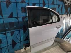 Дверь задняя левая на Nissan Cefiro A32 VQ20DE