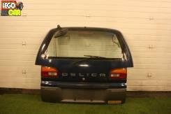 Дверь задняя в сборе Mitsubishi Delica PE8W 4M40 (LegoCar125)