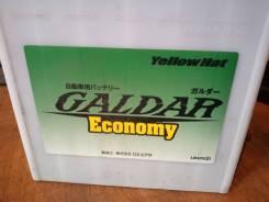 Yellow Hat. 40А.ч., Обратная (левое), производство Япония