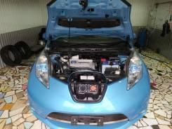 Двс Nissan LEAF ZE0 цвет голубой RAT
