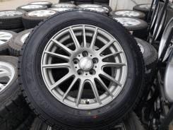 "Зимние колёса Goodyear Ice NaVi zea 2 195/65R15. 6.0x15"" 5x100.00 ET43 ЦО 73,1мм."