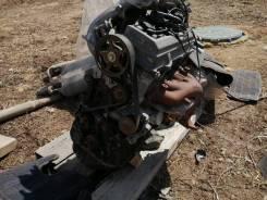 Двигатель 4S-FE после ДТП
