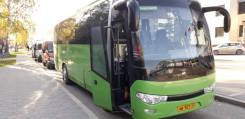 Zhong Tong LCK6137. Туристический автобус Zhоng Тоng, 31 место