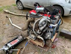 Двигатель в разбор JZX90 JZX100