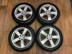 "Комплект зимних колес на Mercedes S class R18. 8.5x18"" 5x112.00 ET43 ЦО 66,6мм."