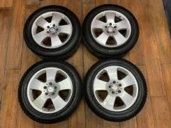 "Комплект зимних колес на Mercedes S Class R17. 8.0x17"" 5x112.00 ET43 ЦО 66,6мм."