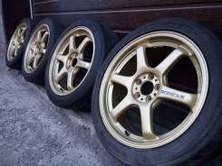 """Prodrive GC-06D 17""""5*100 7.5J ET48 215/45/17 Dunlop Direzza ll"""