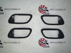 Ободки внутренних ручек дверей Subaru Forester SG5 #1 EJ205