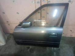 Дверь передняя левая Toyota Corona ST171