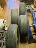 Bridgestone Turanza. летние, б/у, износ 60%
