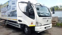Ashok Leyland Boss. Легендарная ТАТА с новой линейкой грузовиков, 5 700куб. см., 7 870кг., 4x2