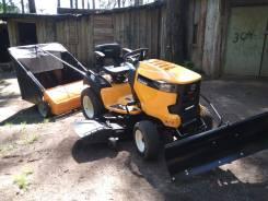 Cub Cadet. Новый садовый трактор(газонокосилка) XT3 QS 137