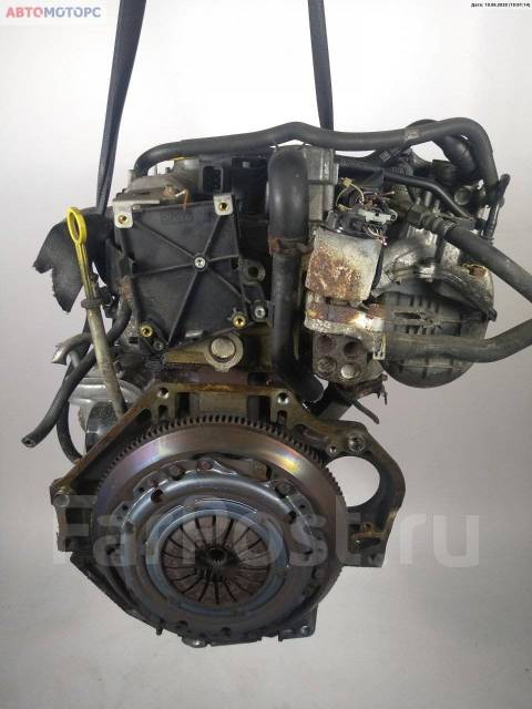 Двигатель Opel Vectra B 2000, 1.6 л, Бензин (Z16XE)