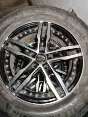 """Sakura Wheels. x17"""", 5x114.30, ET40"""