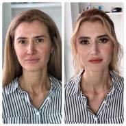 Экспресс образ за 1.5 часа (макияж +прическа ) 3333