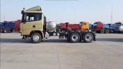 Shaanxi Shacman. Shacman газовый тягач, 6х4, 12 000куб. см., 42 000кг., 6x4