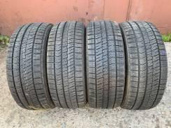 Bridgestone Blizzak VRX2. зимние, без шипов, 2017 год, б/у, износ до 5%