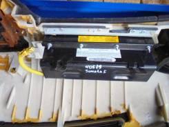 Подушка безопасности пассажирская (в торпедо) Hyundai Sonata 4 EF, Tagaz 2001-2012 [8453038900] 8453038900