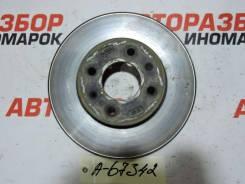 Диск тормозной передний Hyundai Solaris 2010-2017 [517120U000] 517120U000
