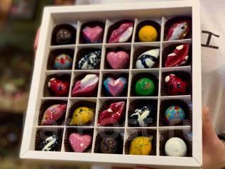 Сладкие подарки! Бельгийский шоколад! Чайные наборы, Букеты, Корзины!