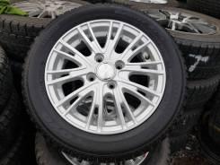"Зимние колёса Toyo garit G4 155/65R14. 4.5x14"" 4x100.00 ET45 ЦО 73,1мм."