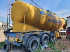 Huanda. Продам полуприцеп-цементовоз , 42 000кг.