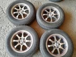 Комплект колёс 5х100, 185/70R14
