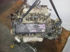 Двигатель G4EA Hyundai контрактный оригинал 1.3 65т. км