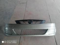 Бампер Renault Logan 10-14 г. в. новый, бежевый