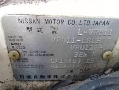 Продам мкпп на Nissan Bluebird VRU11