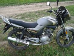 Yamaha. 125куб. см., исправен, птс, с пробегом