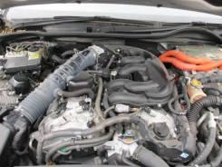 Двигатель Toyota Crown Hybrid 19000-31D82 GWS204, 2Grfse аукционный