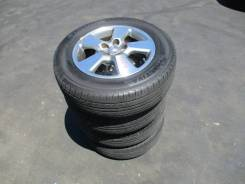 Комплект летних колес на литье. Без пр. по РФ 195/65/15 IN8-6