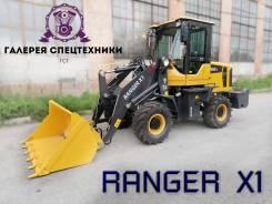 Ranger. Двухтонный погрузчик X1 LGZT, 2 000кг., Дизельный, 1,20куб. м. Под заказ