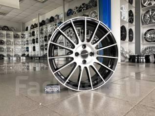 """PDW Wheels. 7.5x17"""", 4x98.00, 4x100.00, ET42, ЦО 60,1мм."""